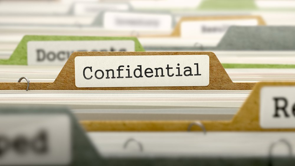 Contract negotiation and confidentiality