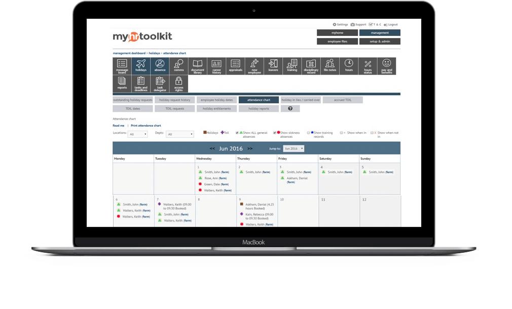 HR task management software