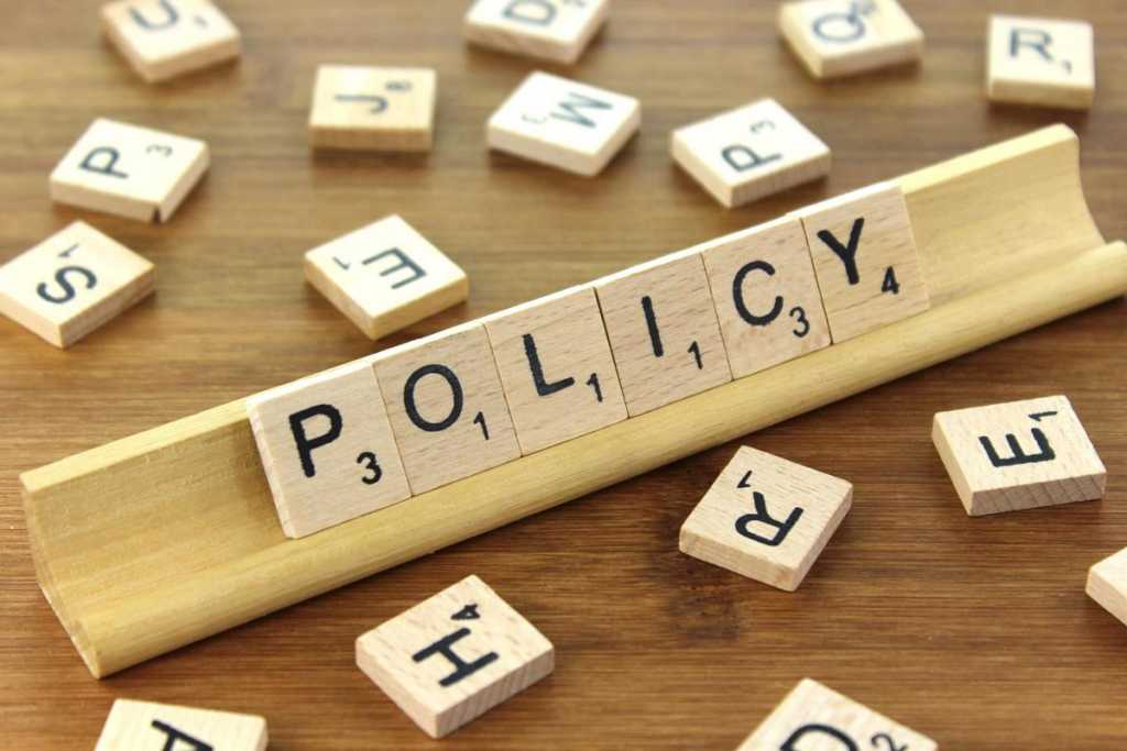 Writing an access control policy