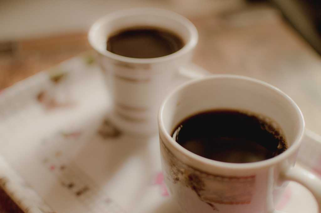 Coffee culture and staff retention