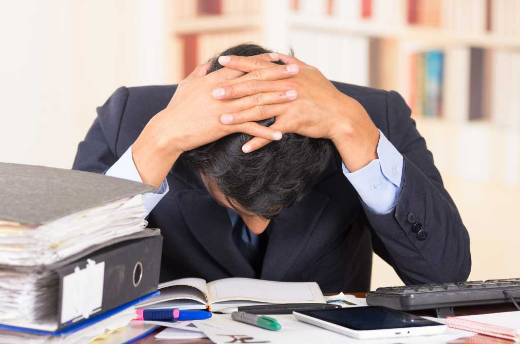 Employee presenteeism and mental health