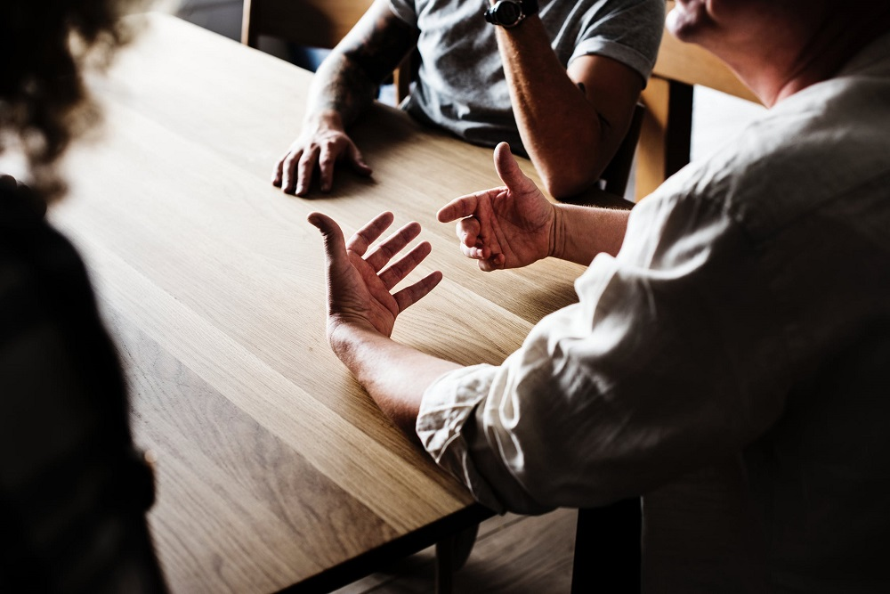 Addressing misconduct at work formally or informally