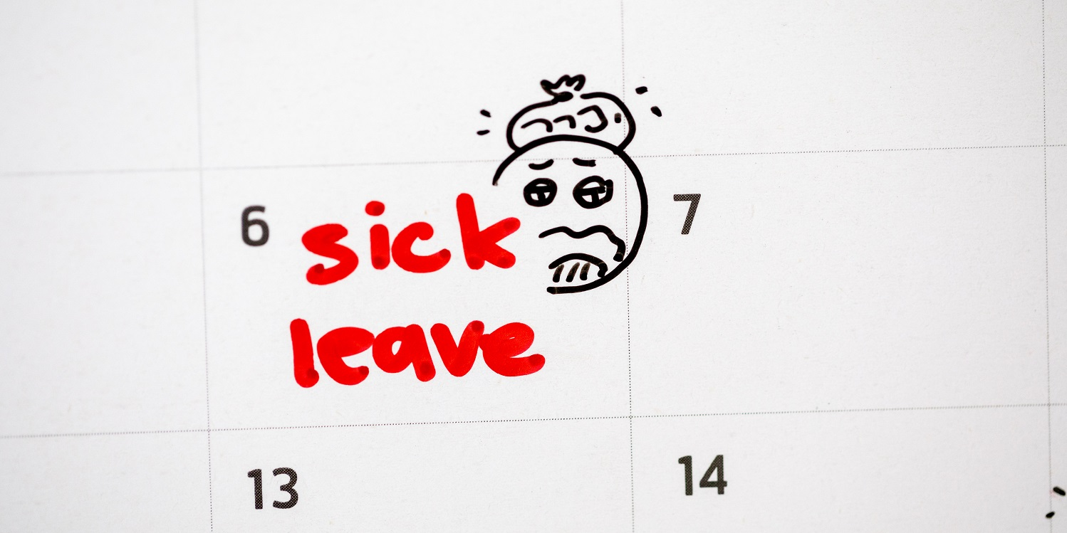Small business problems with staff leave and absence