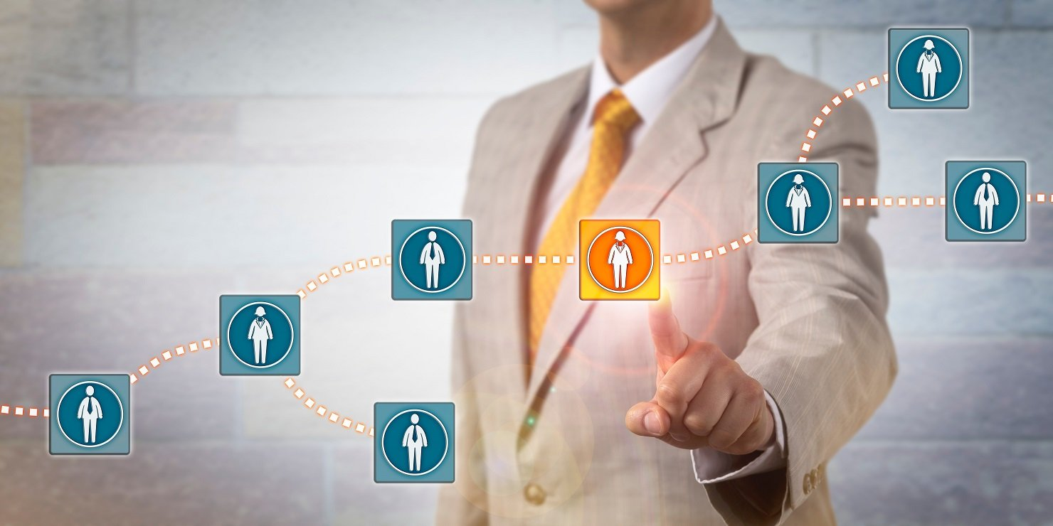 Diminishing recruitment bias using technology