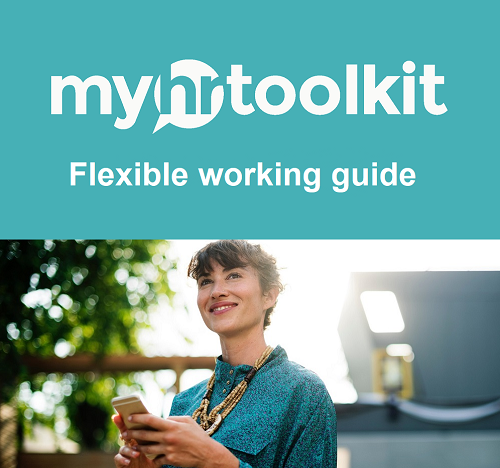 Employer's flexible working guide