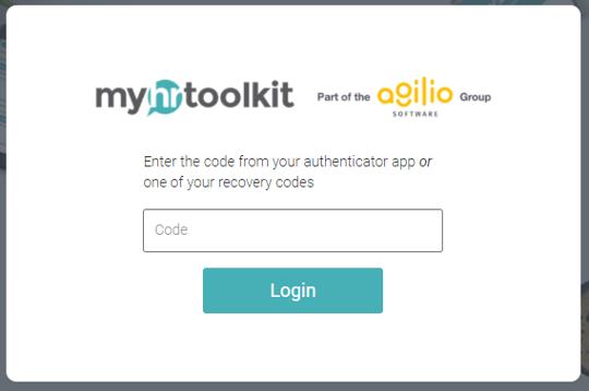 mfa - login - code request