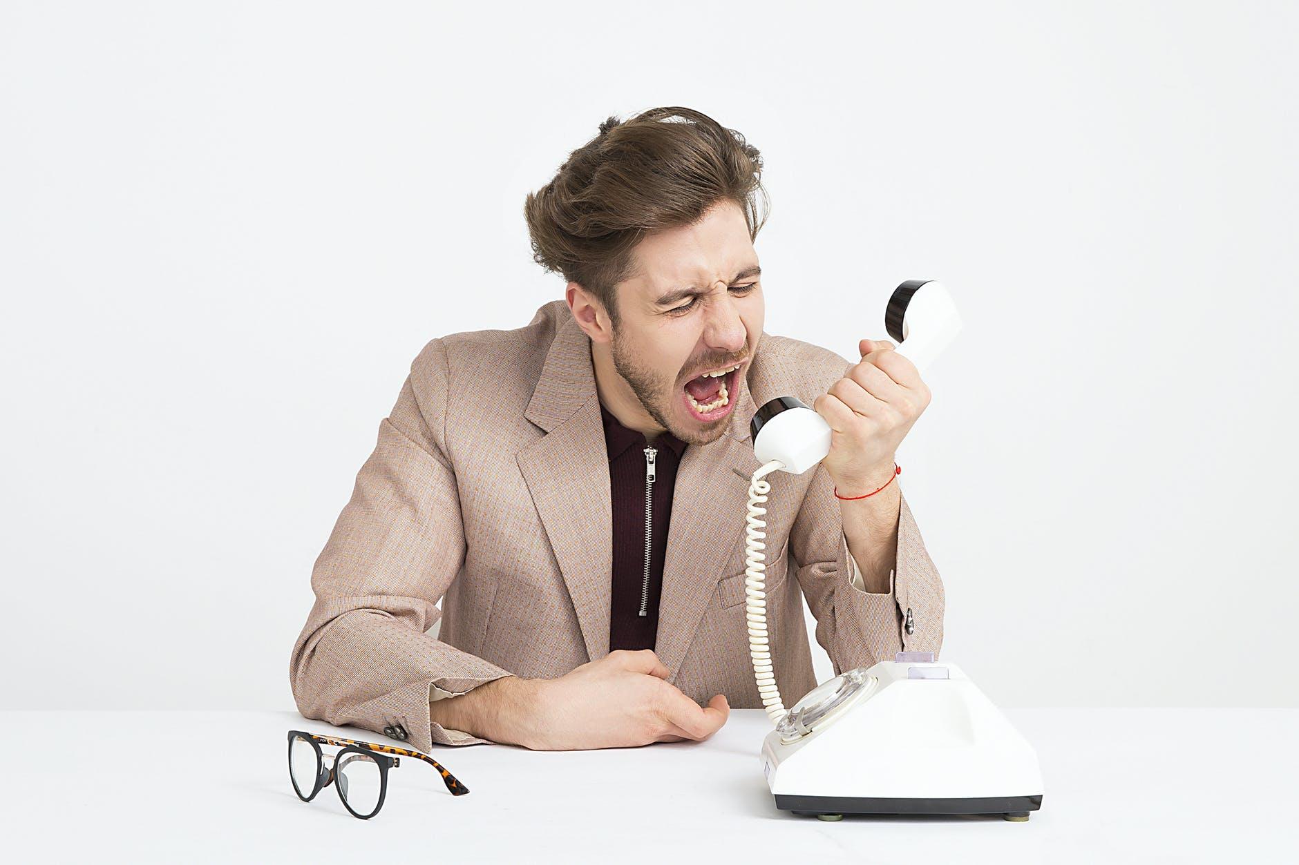 Swearing and abusive language misconduct