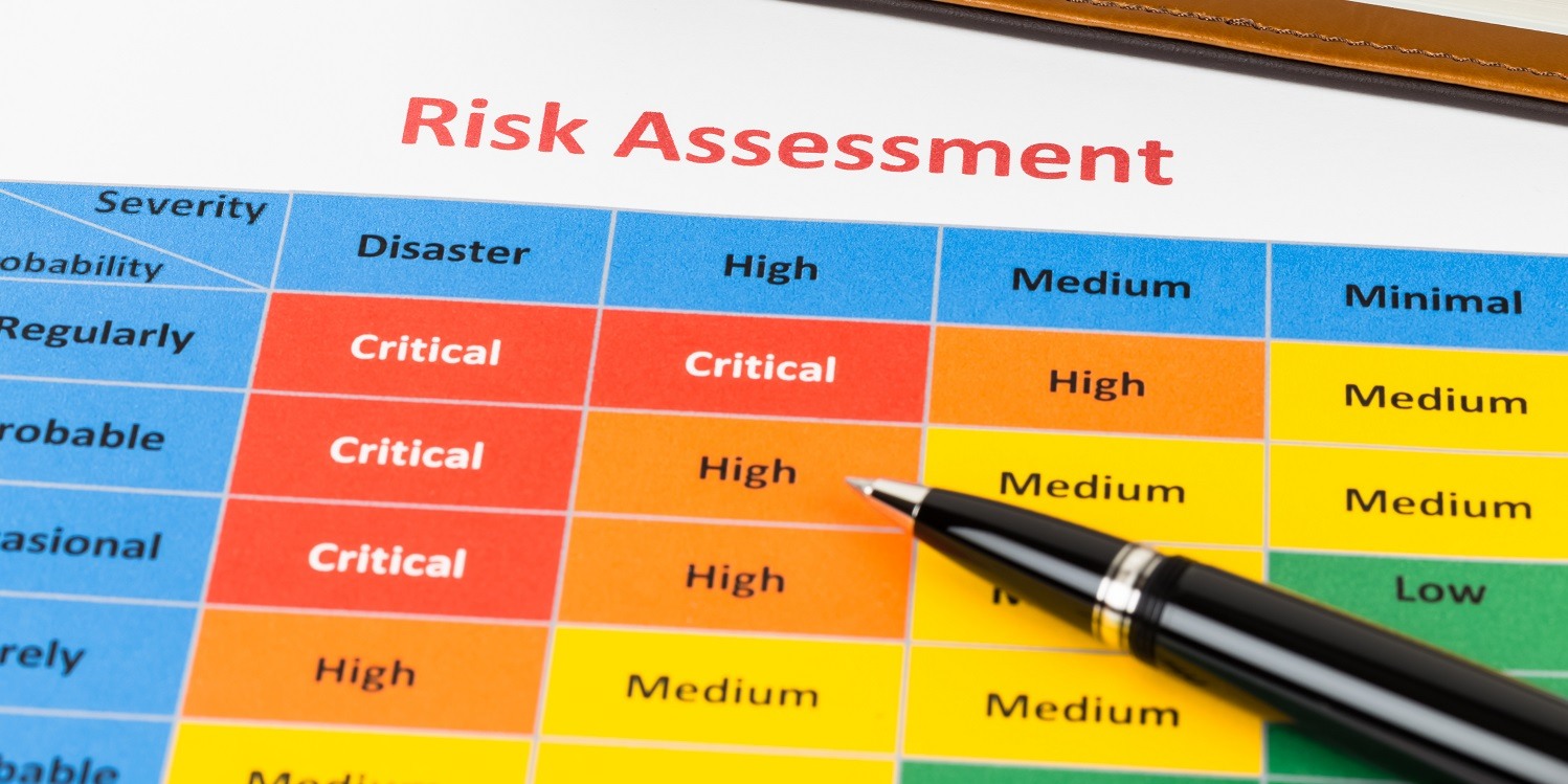 Risk assessments for safe working environment as staff return to work