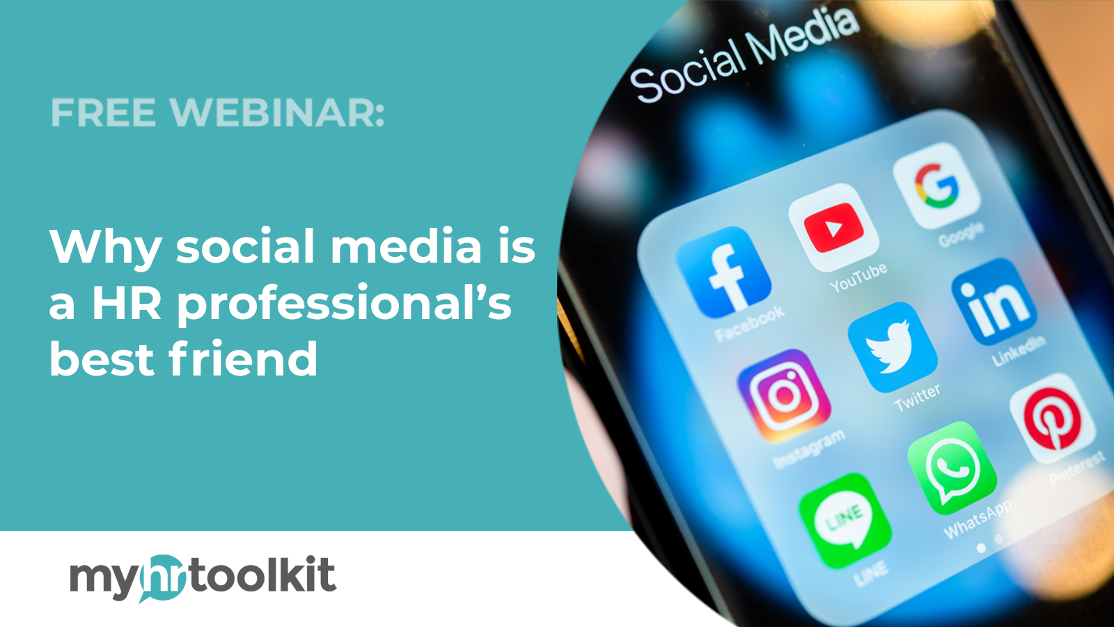 Why social media is a HR professional's best friend