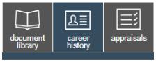 myhrtoolkit HR software career history area
