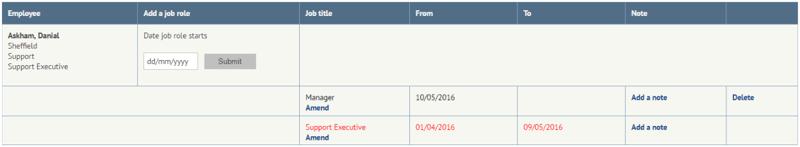 myhrtoolkit HR system career history details