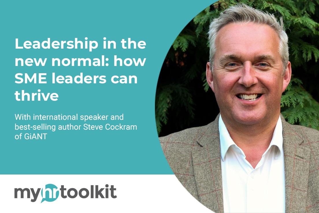 Webinar leadership in the new normal COVID-19