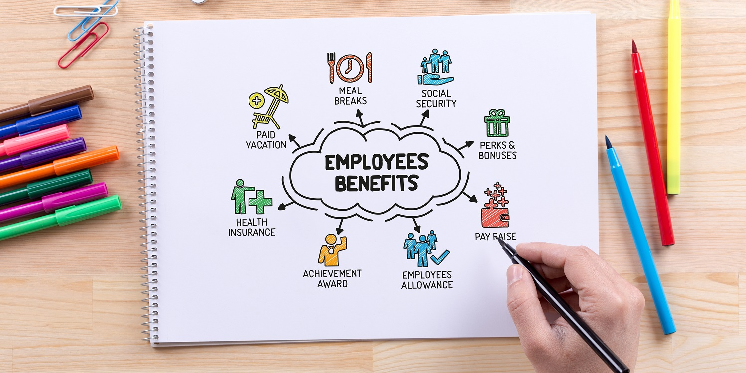 Employee benefits and perks 2021