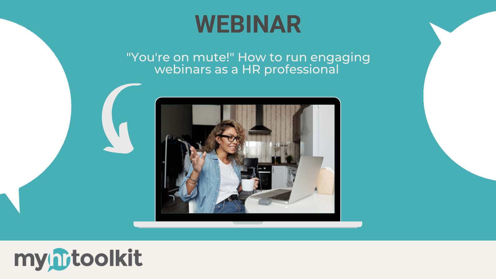 How to run engaging webinars as a HR professional