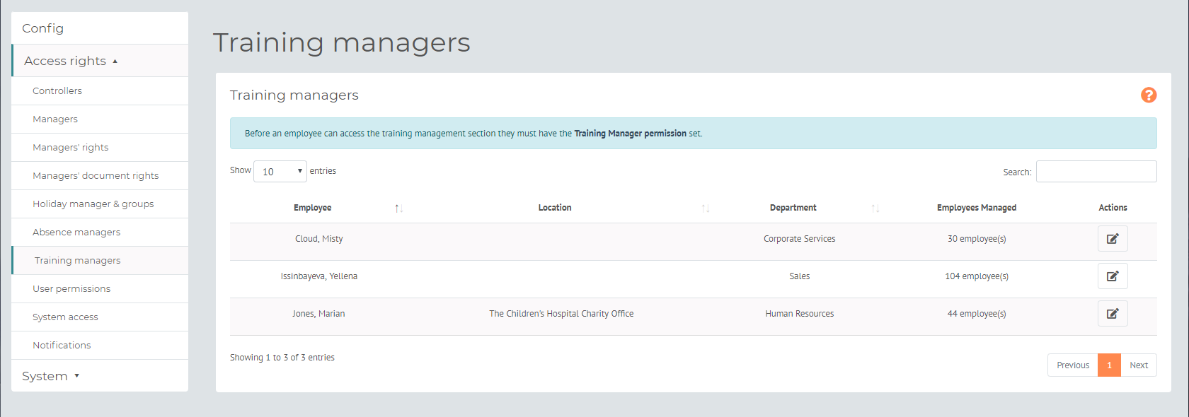 myhrtoolkit config training managers