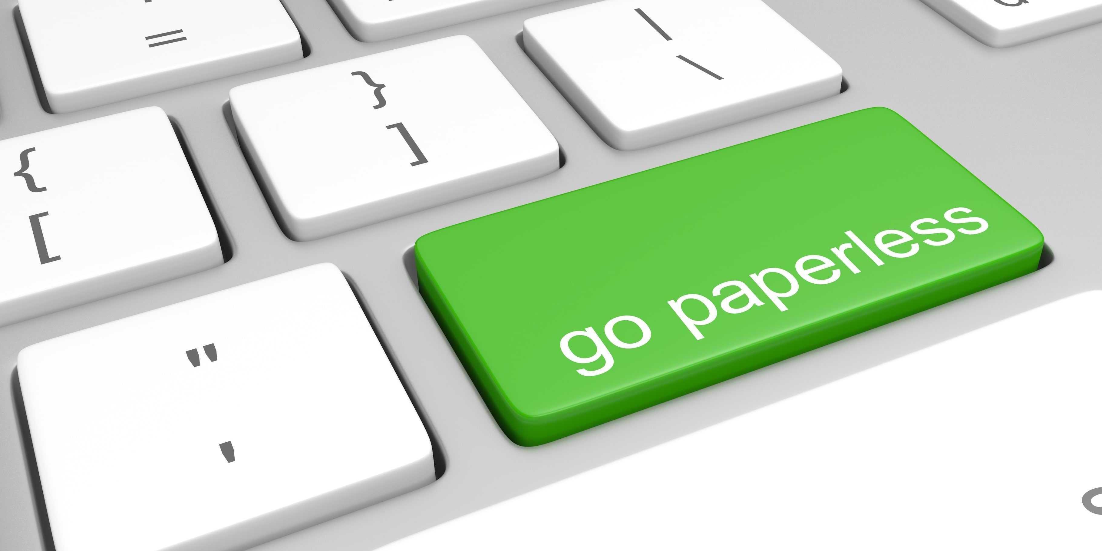 paperless HR software