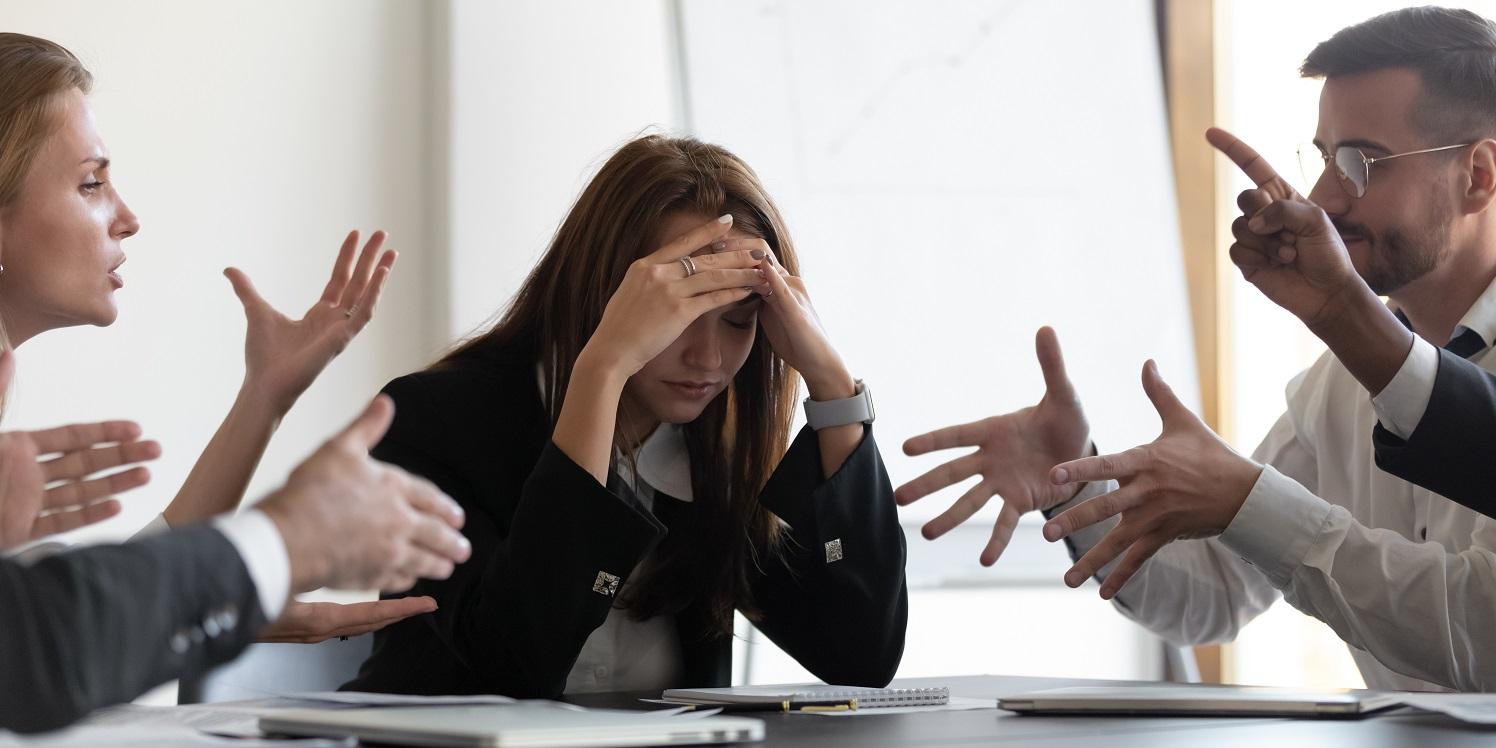 Resolve workplace conflict