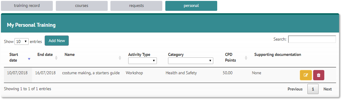 myhrtoolkit HR software personal training